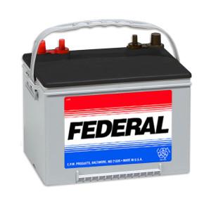 Federal AGM Ağır Vasıta Akü