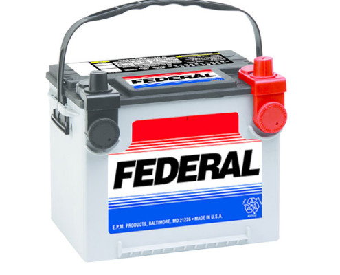 Federal Start AGM Akü