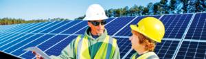 Gunes Paneli Santralleri Yenilenebilir Enerji Depolama